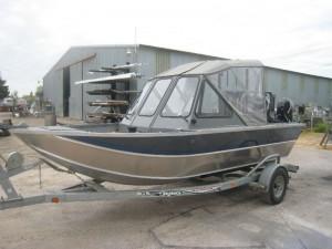 Jet Drifter Windshield Model – John's Boat