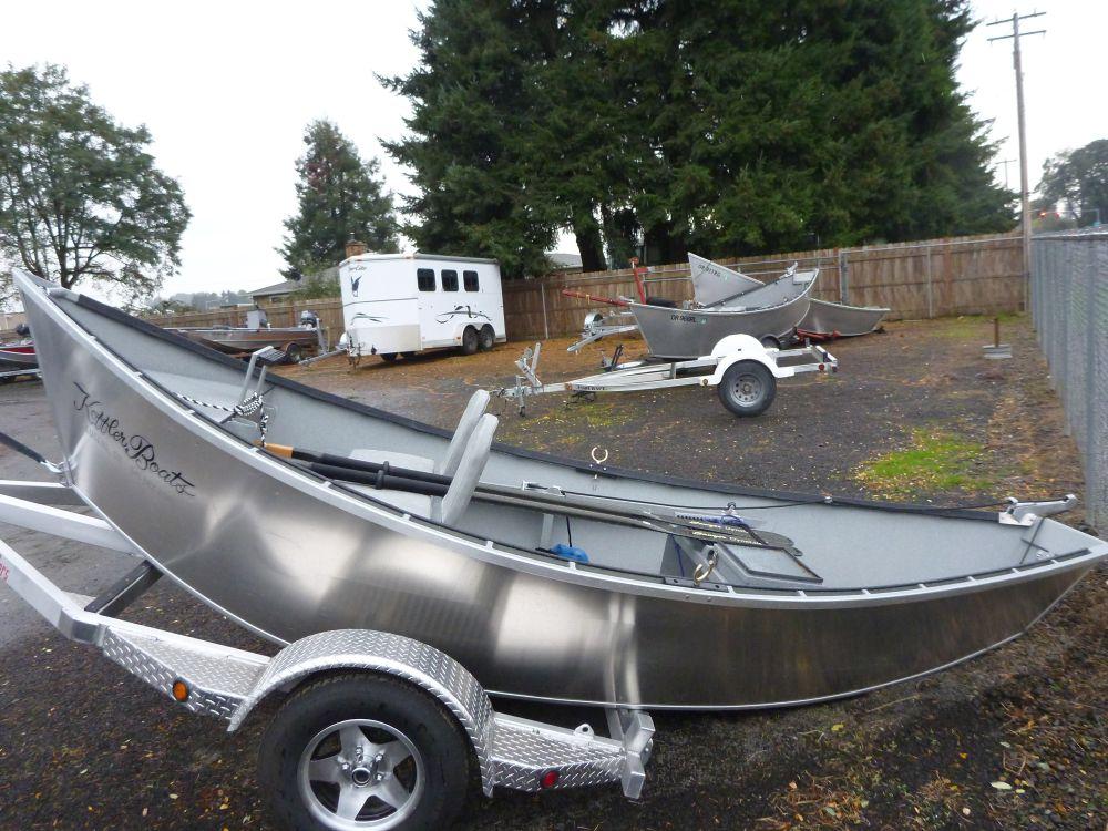 17'x54 Koffler Drift Boat
