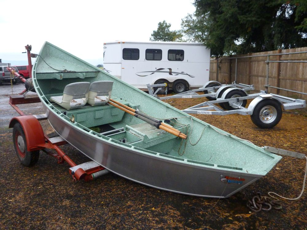 Used 1988 16 Koffler Drift Boat For Sale Koffler Boats