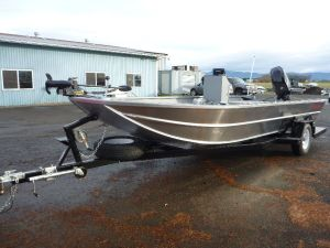 20′ x 72″ Sled Center Console Model