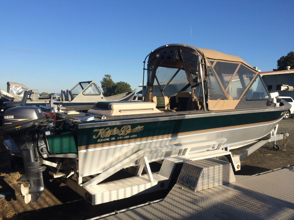 1998 22′ Koffler Bay Bee