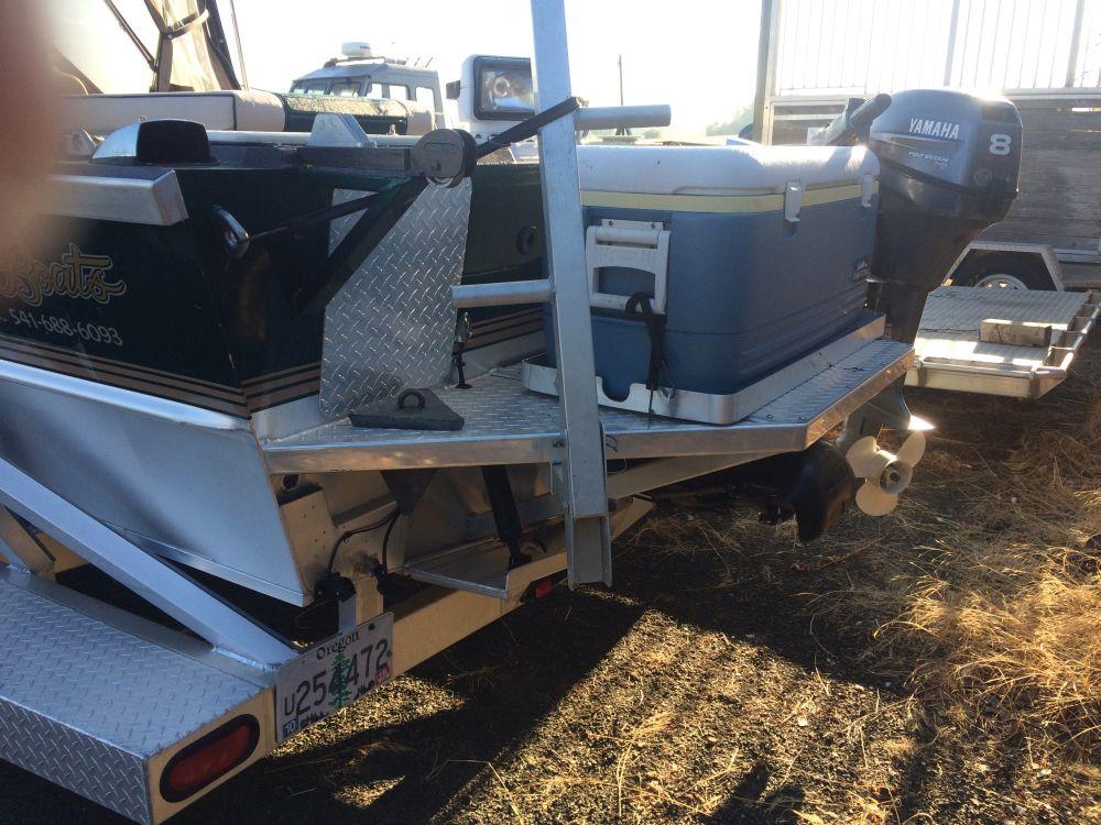 1998 22 Koffler Bay Bee Inboard Koffler Boats