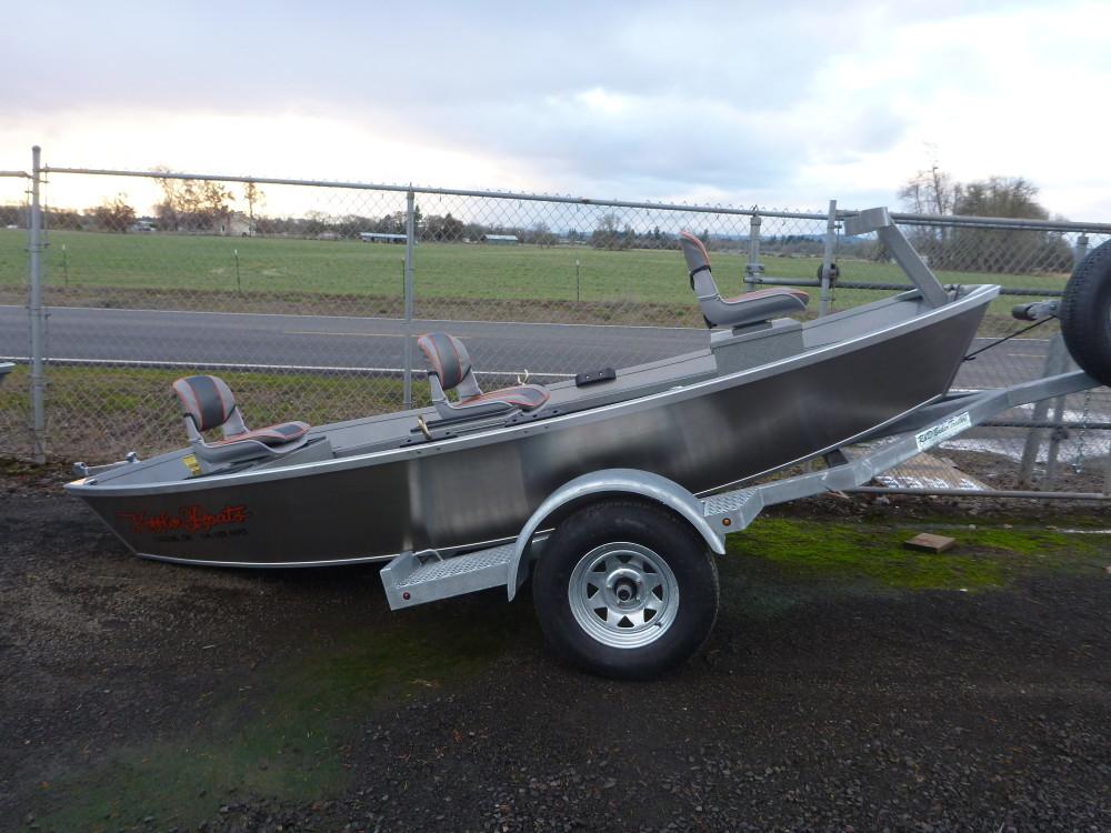 2017 14′ x 54″ Rocky Mt. Trout Boat