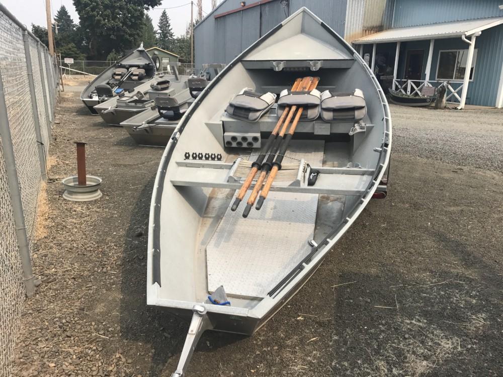 2005 17′ x 54″ Koffler Drift Boat