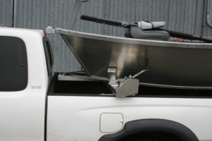 Custom Hauling Rack