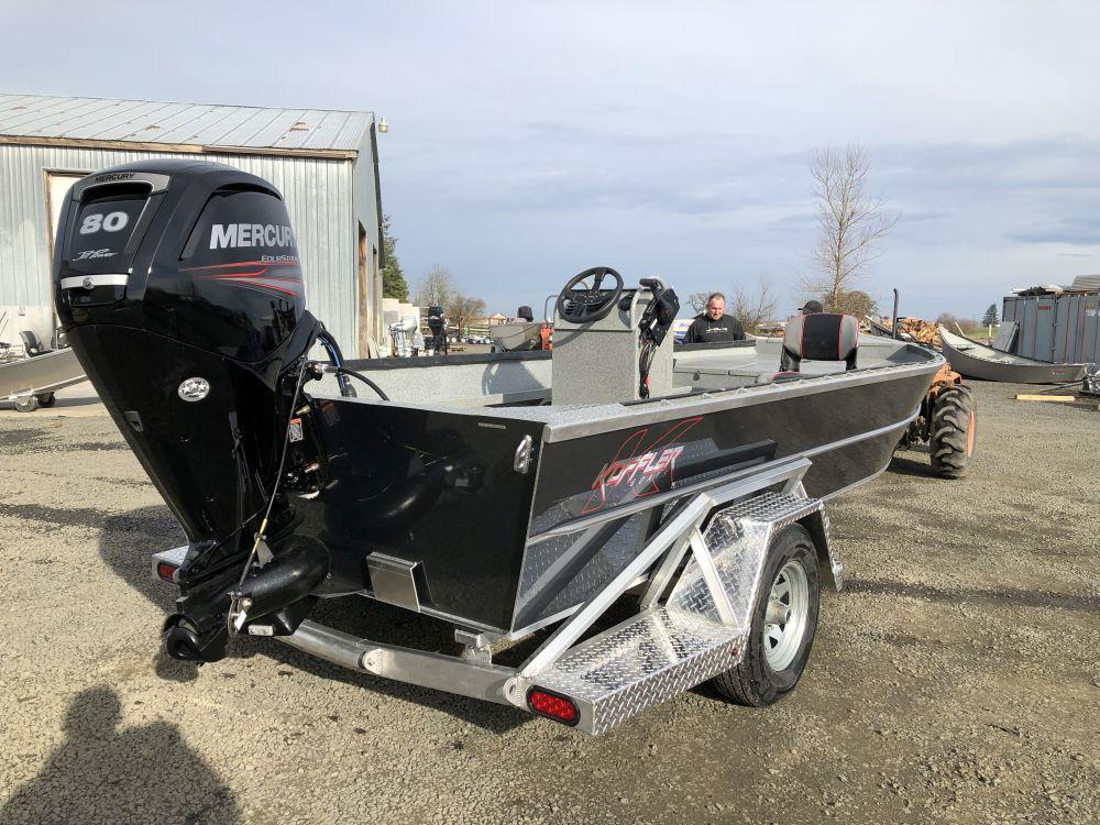 New 2019 18 X 66 Quot Koffler Jet Drifter Koffler Boats
